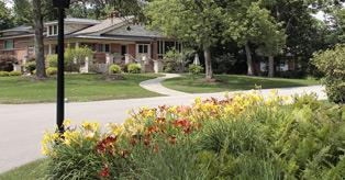 Image of a Glenview residence.